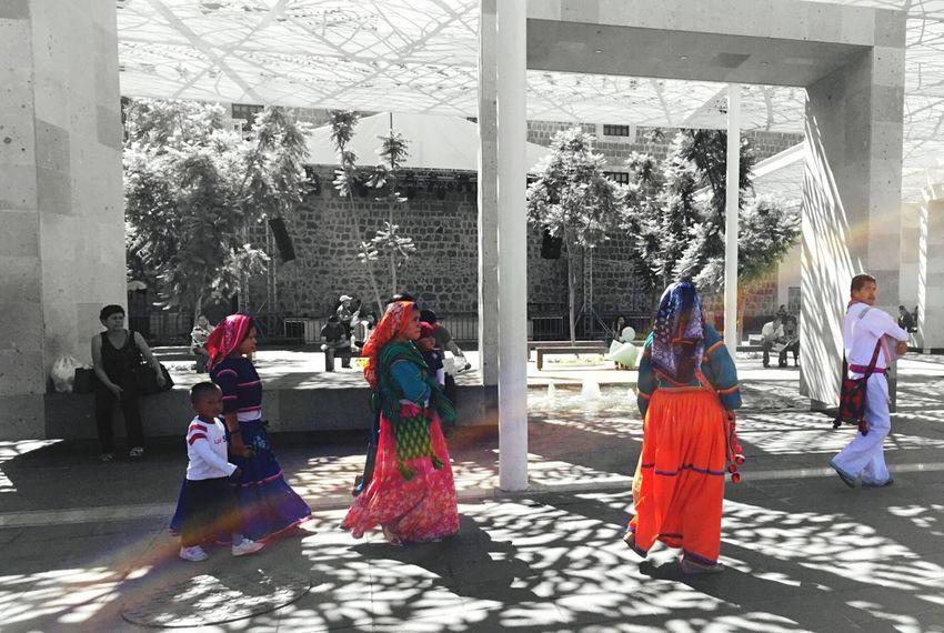 México Diverso Culturas Originarias Raíces Contraste Cultural Família Indigenas Family