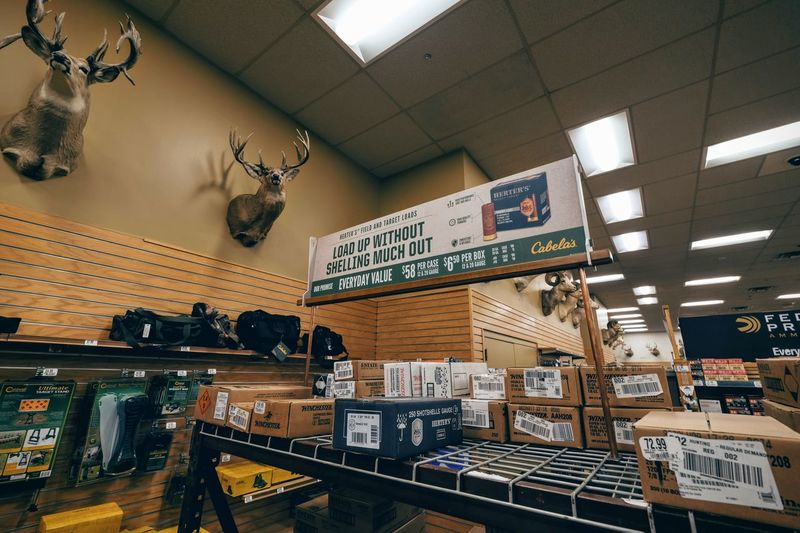 Photo essay - A day in the life. Cabela's Outfitters Kearney, Nebraska November 6, 2016 A Day In The Life Americans Business Finance And Industry Cabela's Camera Work Economy EyeEm Gallery Indoors  Middle America Nebraska Outfitter Photo Diary Photo Essay Retail Store Shopping Sporting Goods Shop Storytelling Travel Photography Visual Journal Weekend