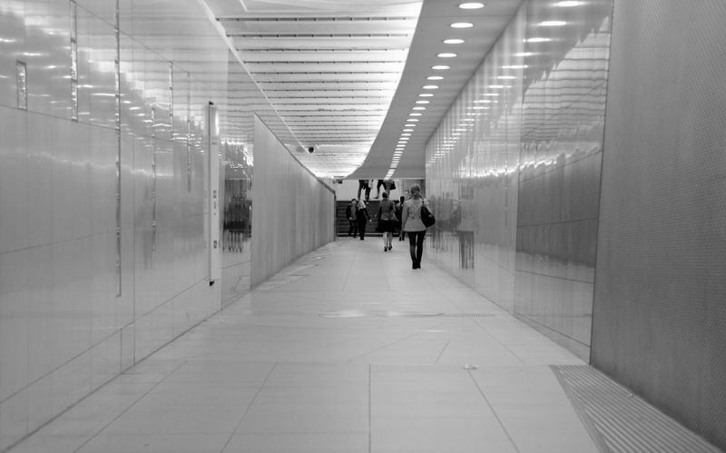 The long walk Symmetrical Notes From The Underground My Fuckin Berlin Tadaa Community