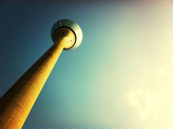 Hanging Out Enjoying The Sun Sightseeing Rhein