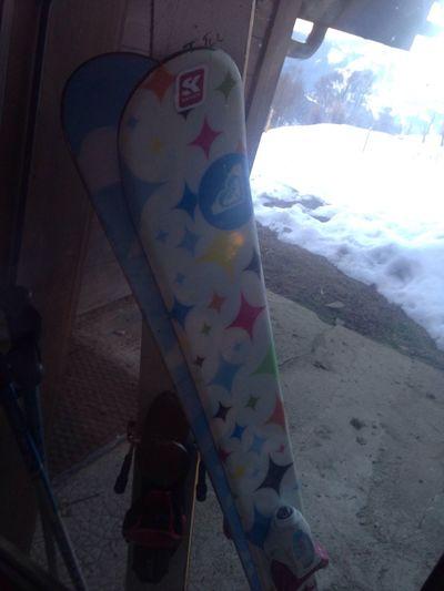 Salut je m'apel fantine et je suis fane de ski plus présisément de free ride et j'abite a la Clusaz😜 First Eyeem Photo