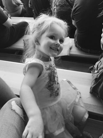 EyeEm Selects New To Photography One Person The Week On EyeEm Close-up Black And White Girls Childhood Looking At Camera Cute Black And White Photography Fun Happiness At The Fair Little Girl Sweet Face Awesome_shots EyeEmNewHere Beautiful