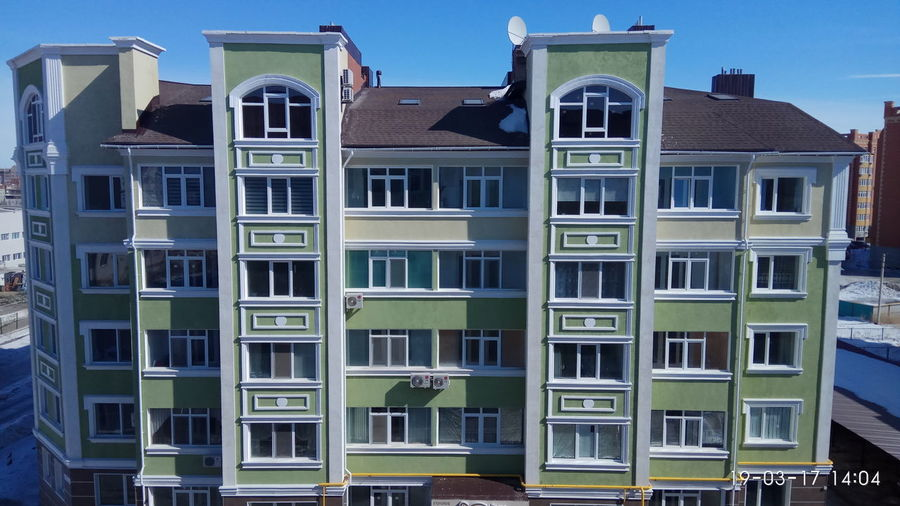 Architecture Built Structure Building Exterior Residential Building Window City House No People Clear Sky Façade Modern Sky Outdoors Day Housing Development