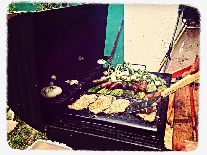 Parrillada Parrillada Carne Food