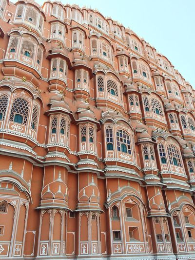 Hawamahal Jaipur Rajasthan Ancient Architecture Breathtaking Packyourthingsandtravel India Tourism Tourist Attraction  Tourist