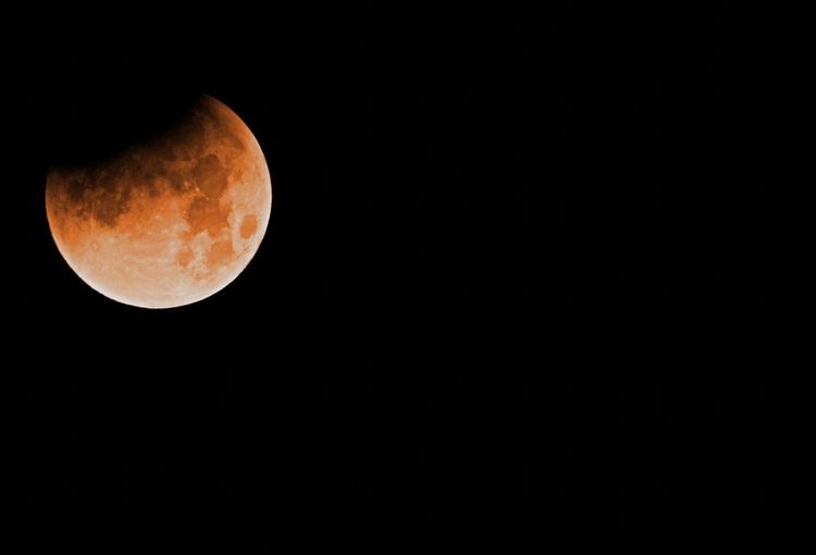 My moon. Edit and cropping Moon Night Beauty In Nature Astronomy Copy Space Nature Moon Surface Sky Outdoors