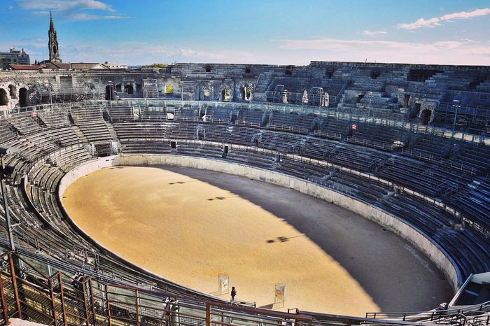 Arenes De Nimes Arene Architecture Outdoors No People Nîmes Gard France 🇫🇷 Sud