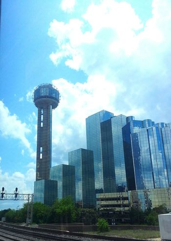Urban Geometry Architecture Dallas Buildings EyeEm Best Shots Check This Out Fromthetrain Texas City Skyline My Hobby