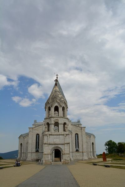 Artsakh Armenia Armenian Church Architecture Christian Religion