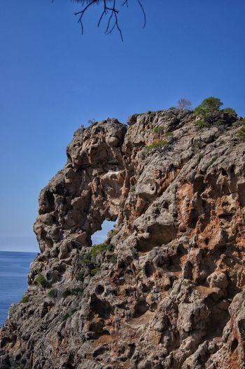 Hiking Rock