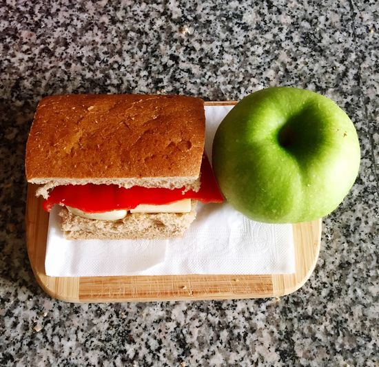 Food Porn Breakfast Fruit Sandwiches Healthy Food Healthy Apple Homemade Lifestyle Yummy
