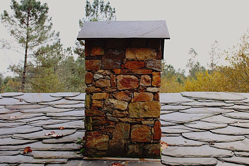 Share Your Adventure Chimney Landscape Getting Inspired Relaxing Traveling On The Top Rofftop