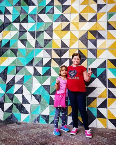 Turisteando Mercado Corona Downtown Color Color Wall Geometric EyeEm