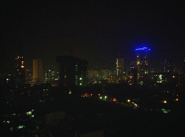 Andheri skyline