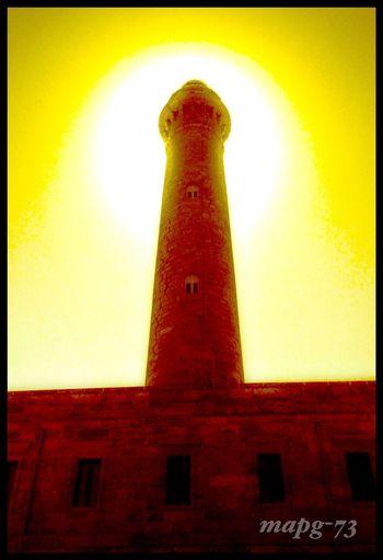 Cape Palos Lighthouse Cape Palos Spending Time