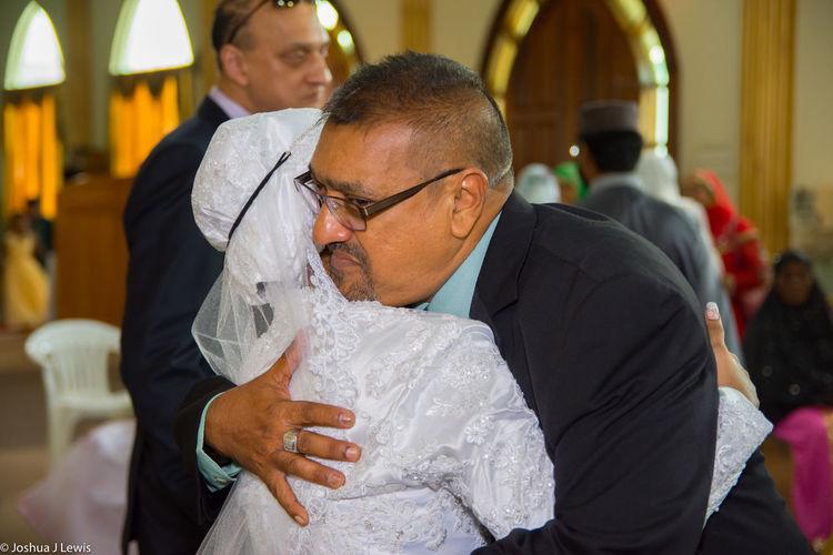 Wedding Ceremony Religion Life Events Stillife Muslimwedding Caribbean Trinidad And Tobago Beautiful Place Of Worship Happiness Crying