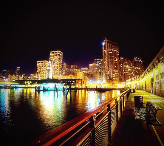 Admirando la noche !!!!