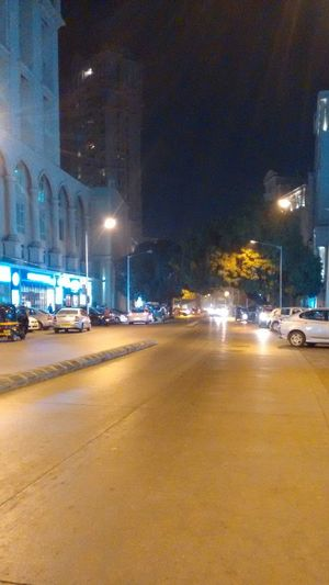 Streetphotography Empty Roads Unusal Scenes Mumbai Scene Powai Lights Eye4photography  Urban