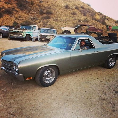 Althea. '70 Chevy Chevrolet Elcamino