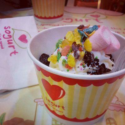 Sogurt Dinner (;