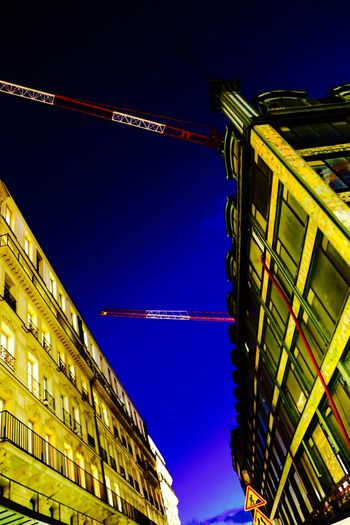 Samaritaine Hello World Taking Photos Relaxing Check This Out Paris Photography Building Construction Sky
