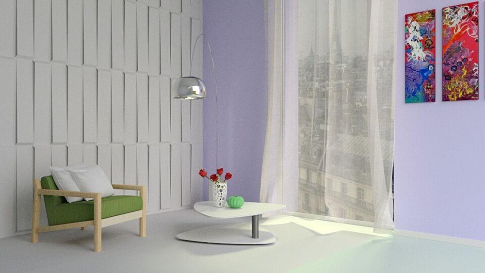 my house in paris My Hobby Rendering 3d Rendering Artist Artistic Photo 3drender Render Paris ❤
