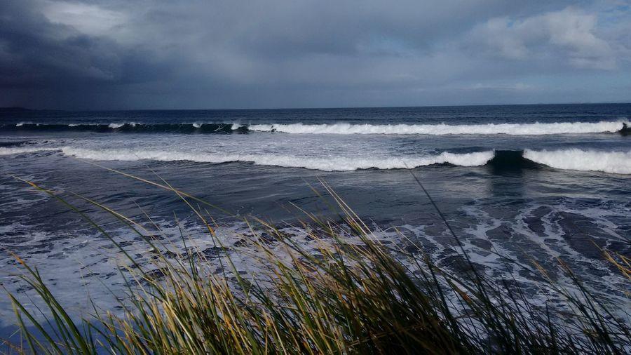 Puerto Godoy Quenuir Chile 10 Region Sea Beach Wave Nature