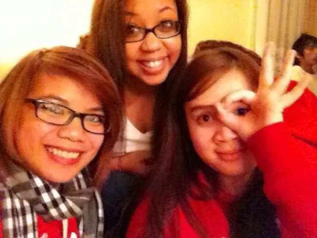 My girls (: