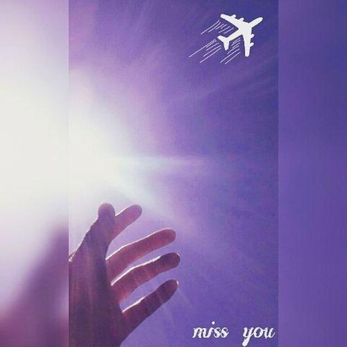 Miss you... бро_когда_ты_прилетишь