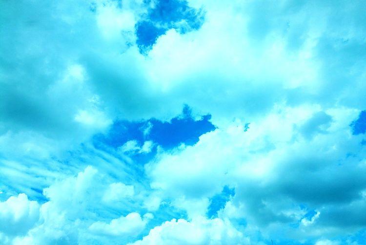 My sky Cloud -