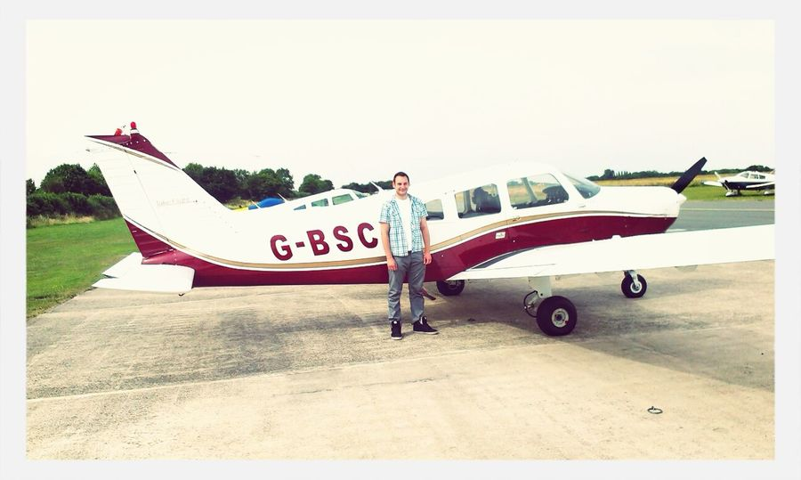 The plane I flewFlying Lesson