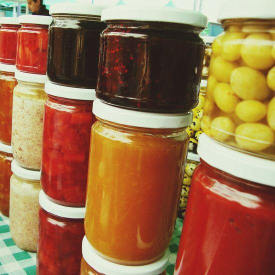 Sunday Organic Markets jams