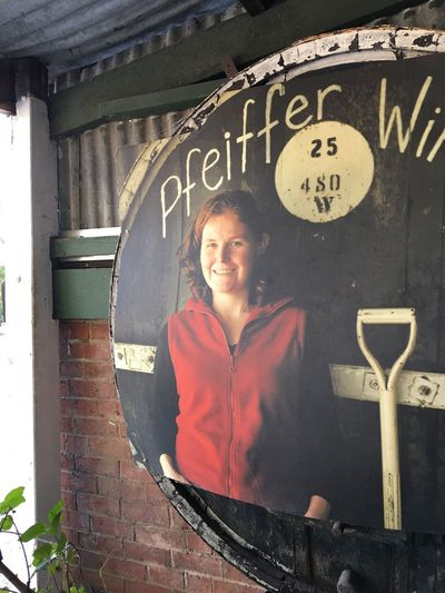 Pfeiffers winery Real People Wine Tasting Wine 🍷 Cheers 🍾 Wine Not