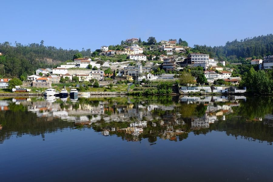 River Douro Nature River Reflection Town The Great Outdoors - 2018 EyeEm Awards
