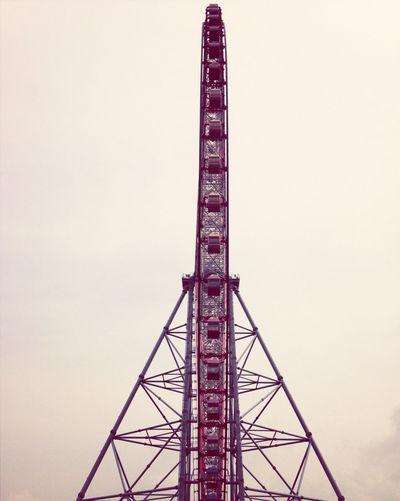 IPhoneography Ferris Wheel Frame It! Justgoshot