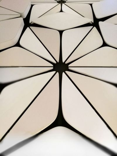 Pattern Symmetry Textured  Indoors  Intetior Hexagon
