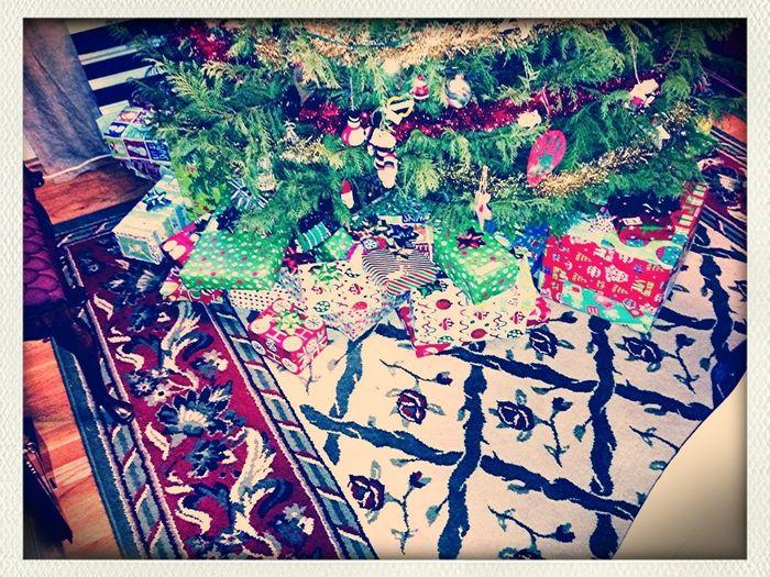 Shaking Presents