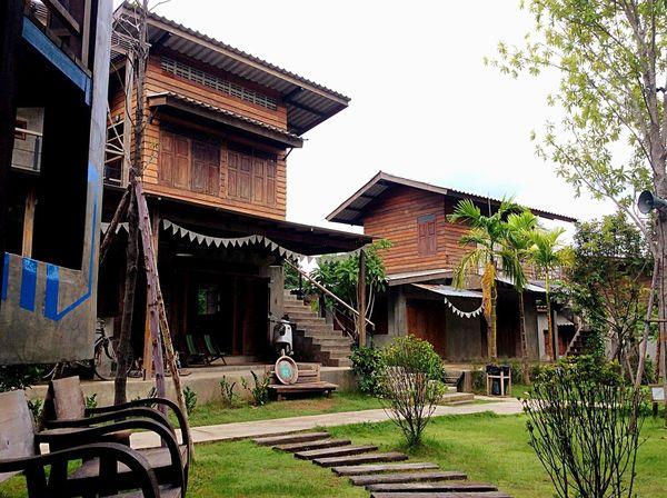 Thai Architecture Wooden Texture Landscape Thaistyle Thai Lanna Culture Thai Lanna Building Best EyeEm Shot Best Of EyeEm