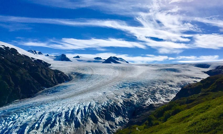 This trip to Alaska was life-changing. My girlfriend and I hiked the Harding Ice Field Trail. EyeEmNewHere EyeEmNewHere EyeEmNewHere Go Higher The Great Outdoors - 2018 EyeEm Awards