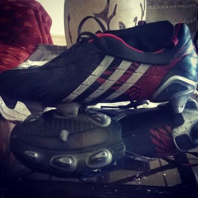 Mis armas de juego :3 Adidas Predator Amoelfutbol ⚽🏆