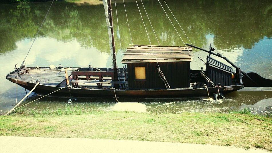 Boats Loire... Loire Taking Photos