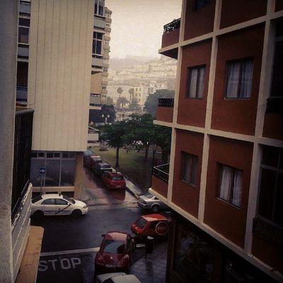 Thank God for the Rain Lluvia LasPalmas Canarias Spain