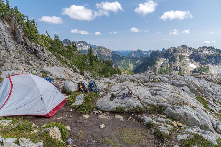 Alpine rocky