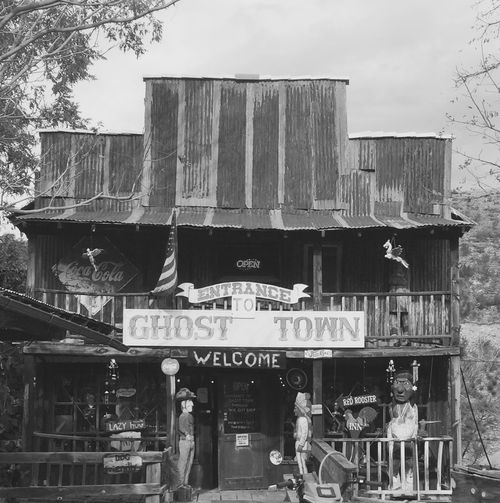 Jerome, AZ Ghost Town