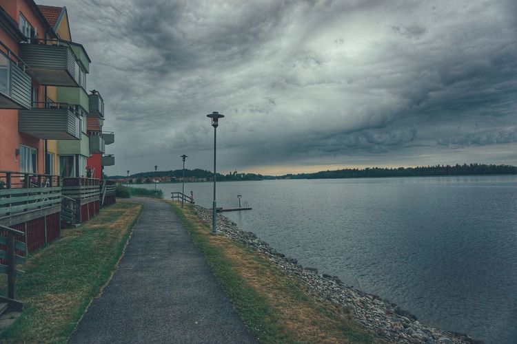 2019 Niklas Storm Juni Water Sea Sky Cloud - Sky Building Exterior vanishing point Diminishing Perspective Pathway The Way Forward Narrow Long Walkway Empty Road Woods My Best Photo The Great Outdoors - 2019 EyeEm Awards The Architect - 2019 EyeEm Awards
