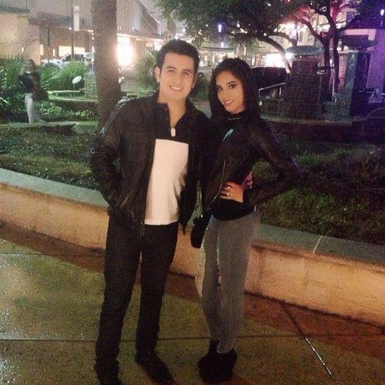 With my love ❤️ Lacantera Sanantonio YEAHBUDDY Nightlife