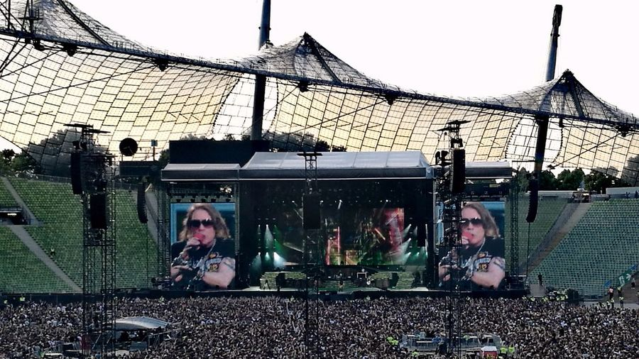 Axl Concert Photography Guns N' Roses AxlRoses Olympiastadion Munich My Point Of View Scenics