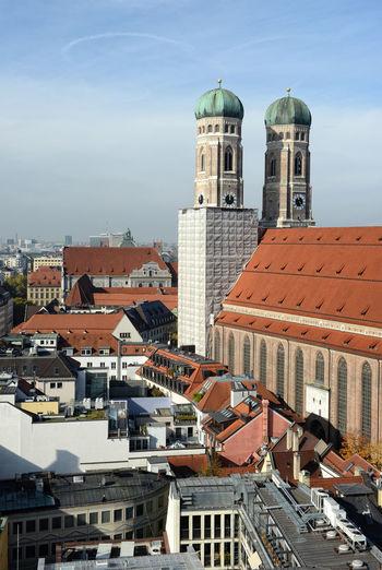 Frauenkirche at Munich Munich Architecture München München :)) Munich In München Frauenkirche München Frauenkirche Church