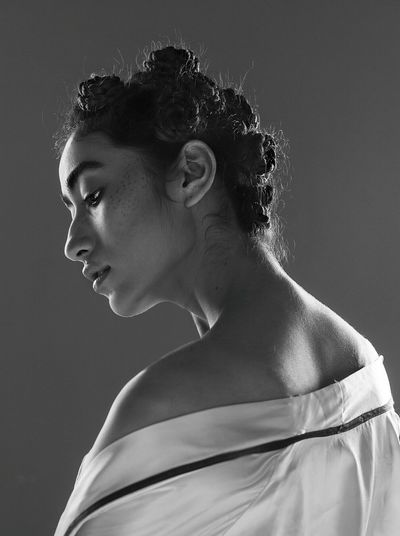 One Woman Only One Person Headshot Profile View Side View Portrait Arts Culture And Entertainment The Week On Eyem Beautiful People PortraitPhotography EyeEm Best Shots Art Is Everywhere Portrait Of A Woman The Portraitist - 2017 EyeEm Awards Human Skin Beautiful Woman Bw_collection Blackandwhite Monochrome Close-up Minimalism Beauty Black And White Friday The Portraitist - 2018 EyeEm Awards Capture Tomorrow