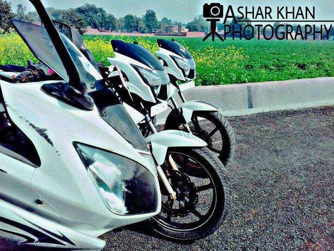 Bikes ApacheRTR180 Fazer